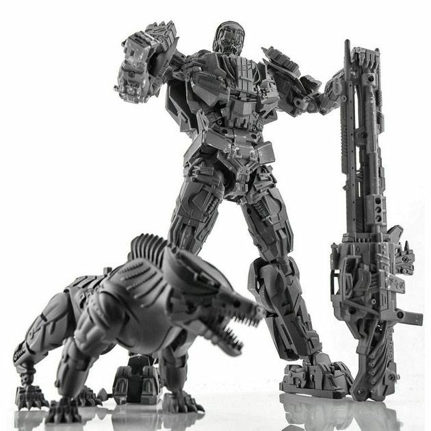 Infinite Earths Unique Toys Transformers Lockdown Revealed