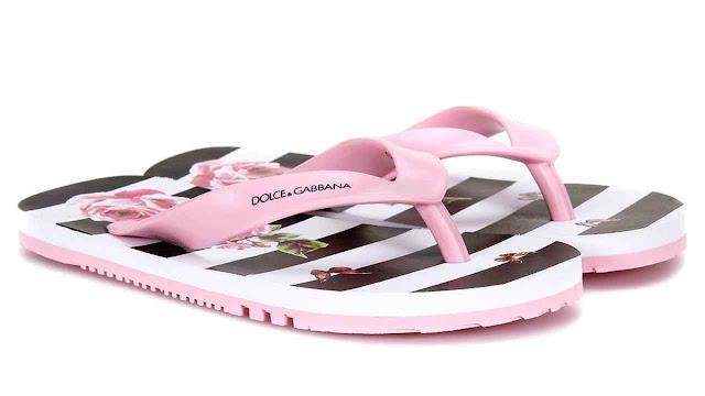 Sandal Jepit Merek Dolce Gabbana
