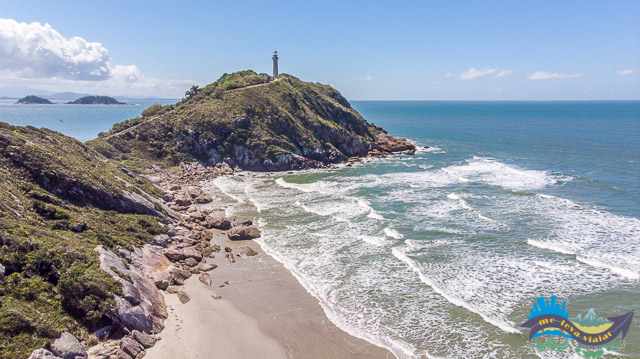 Farol das Conchas - Ilha do Mel.