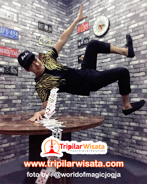 the world of Magic indonesia jogja