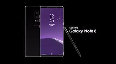 Samsung Galaxy Note 8: Tanggal Rilis, Harga dan Spesifikasi