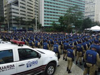 Guarda Municipal do Rio de Janeiro assumirá funções de policiamento, diz Crivella