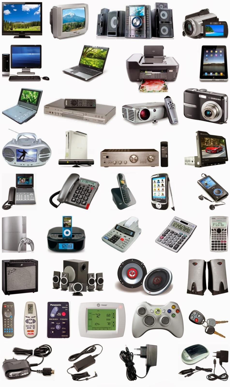 Aparatos Electrónicos-www.cursosdeelectronicagratis.com-