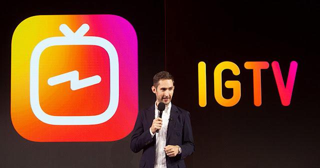 3 Fakta Tentang Fitur Baru di Instagram yang Bernama IGTV