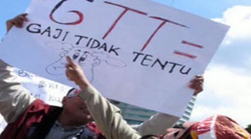 GTT: Terima TPG Tapi Honorarium Dari Pemda Dicabut