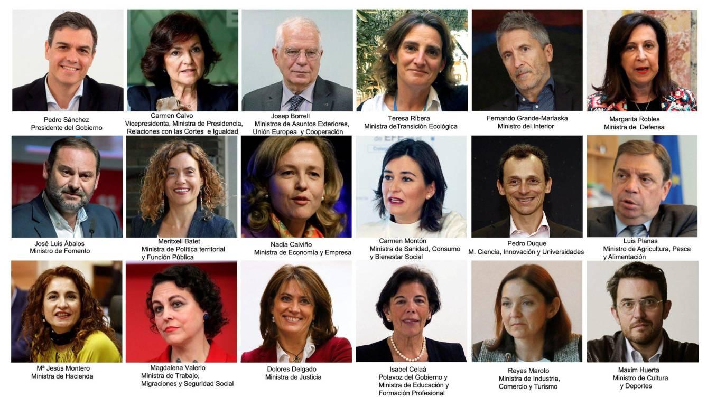 Un Gobierno histórico. Feminista, progresista, modernizador, europeísta