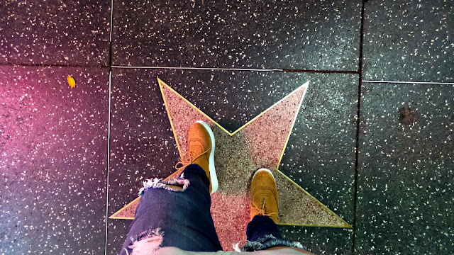 Walk of fame Ca