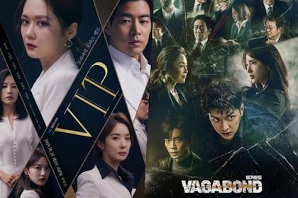 INFO Penayangan Drama Korea VAGABOND & VIP Minggu ini
