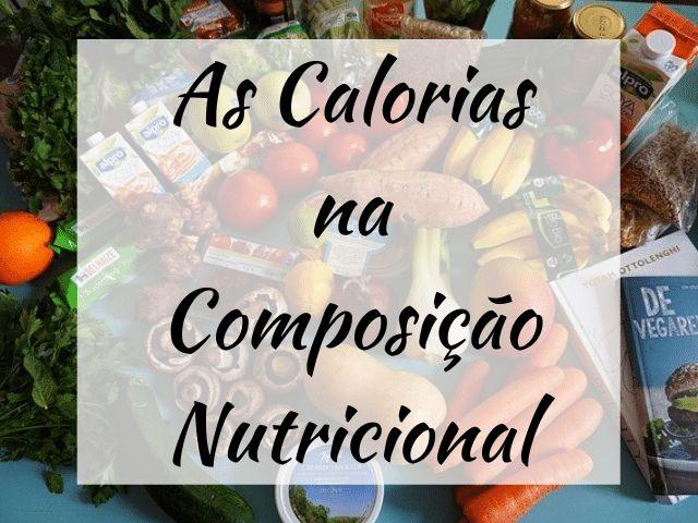 alimentos e suas calorias