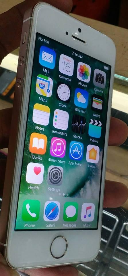 Apple iPhone 5s Bekas