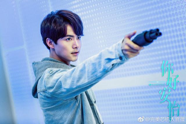 HUM∀NS Chinese drama Ma Tianyu