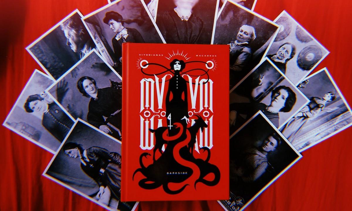 Vitorianas Macabras, antologia da DarkSide Books