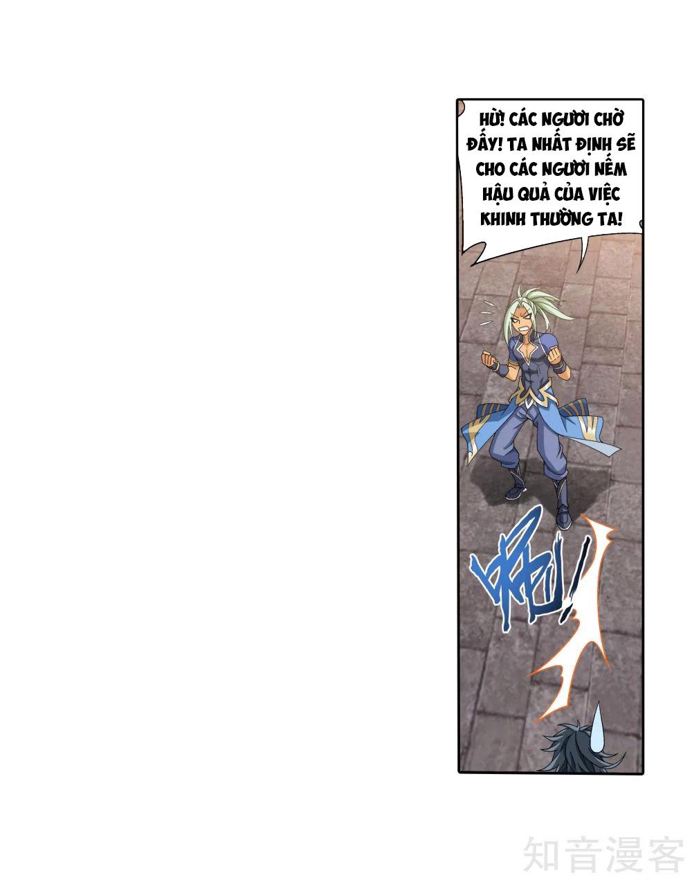 Đại chúa tể chap 142 - Trang 34