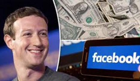 facebook owner net worth 2017