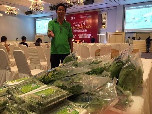 HB nơi cung cấp rau mầm - rau hữu cơ uy tín tại TPHCM