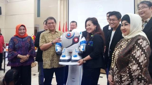 Tahun Depan, Sejumlah Robot China akan Dijual di Indonesia