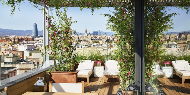 Deluxshionist HOTEL DEALS: THE EDITION BARCELONA