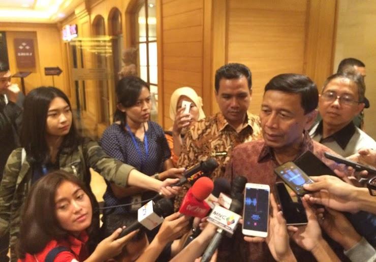 Wiranto: Jokowi itu Dipuji Dunia Internasional, tapi Dihujat di Negeri Sendiri