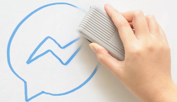 Facebook Messenger Delete