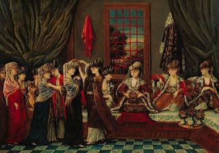 Osmanlı Haremindeki Erkek Personel ve Görevleri
