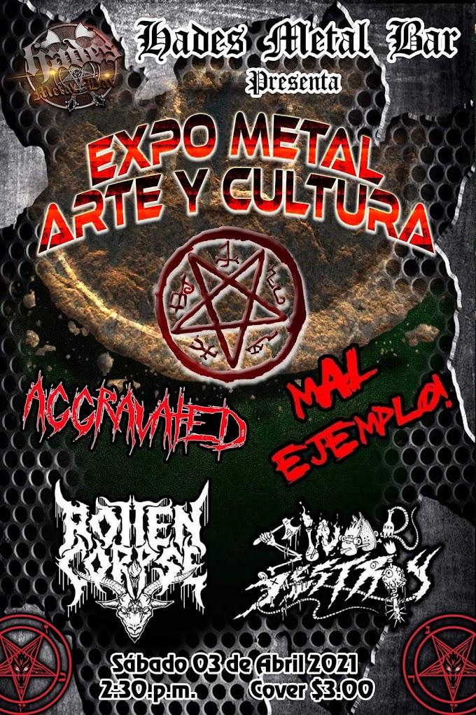 Expo Metal, Arte y Cultura 030421