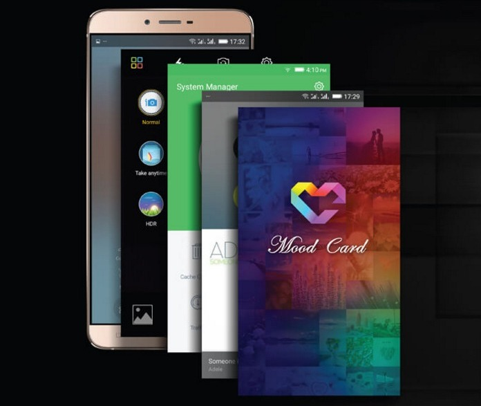 gionee s6 smartphone