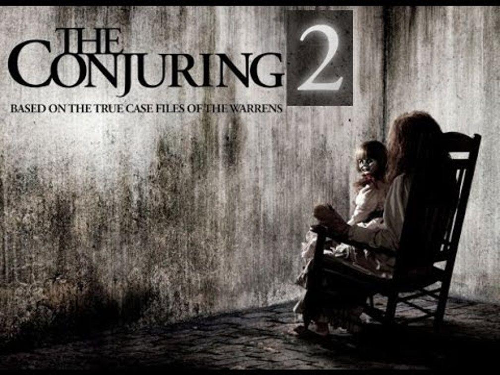 First Peek - The Conjuring 2: The Enfield Poltergeist ... Vera Farmiga Children