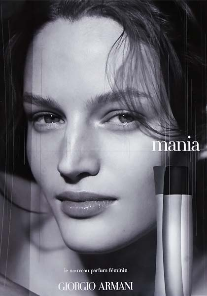 Mania pour femme (2000) Giorgio Armani