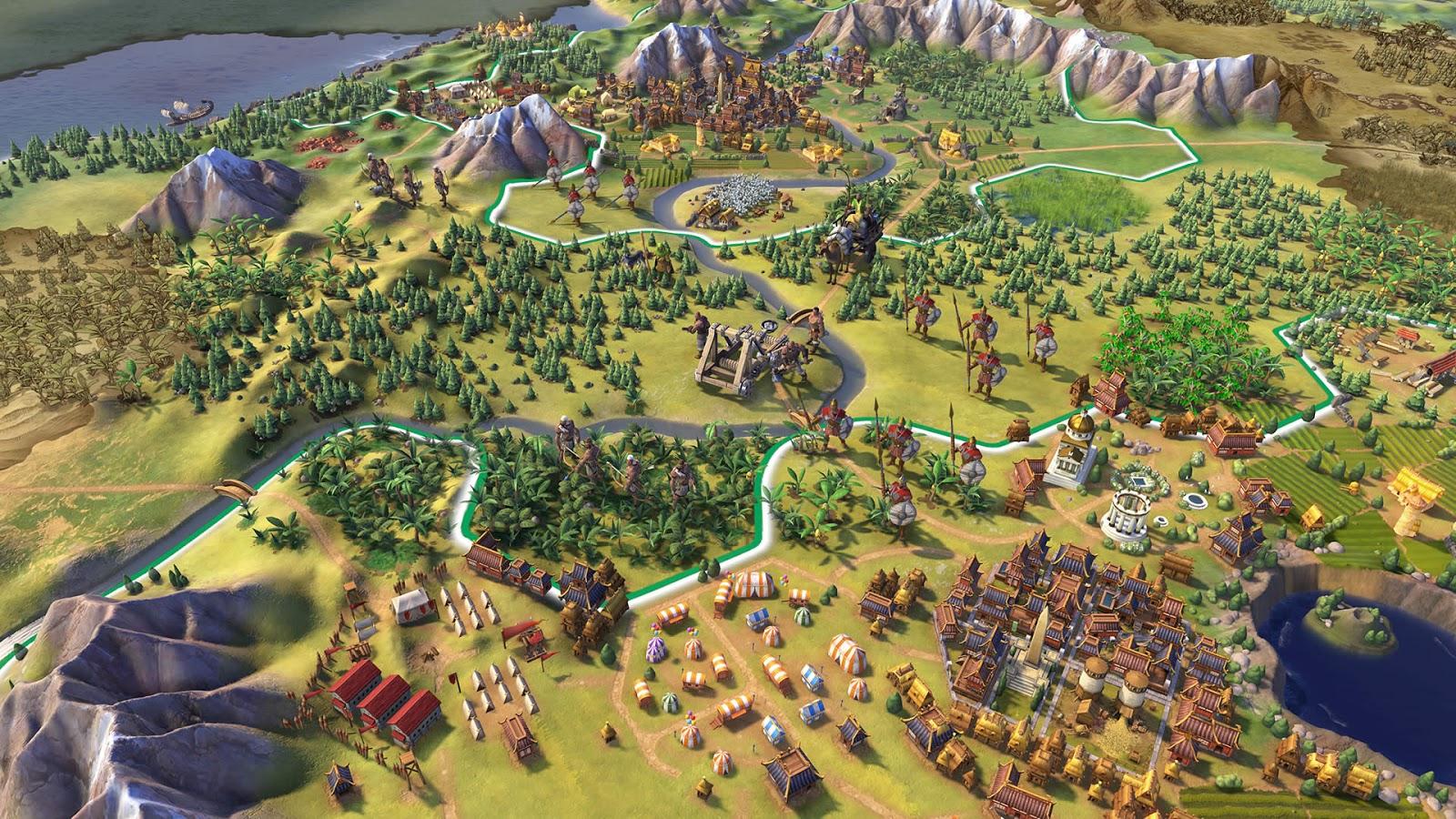 ¡Ya disponible la demo de Sid Meier's Civilization VI en Steam!
