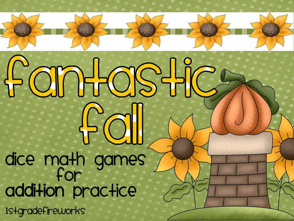 Fantastic Fall Dice games