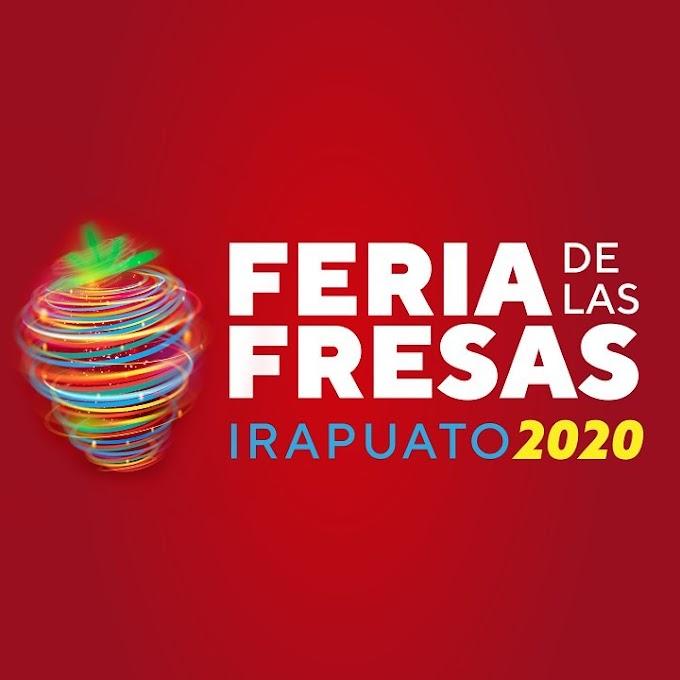 Feria de las Fresas Irapuato 2020 NUEVAS FECHAS