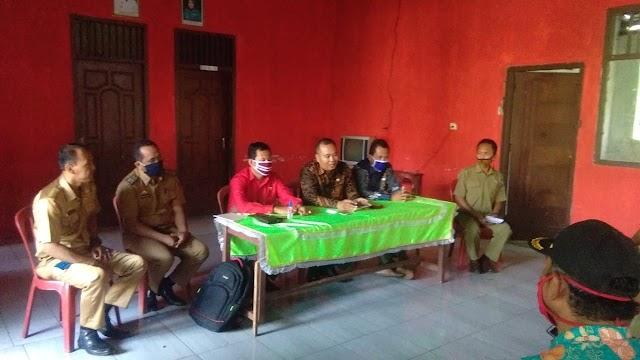 Kunjungan Komisi III DPRD Kab. Lampung Selatan - Perihal Pencegahan Penyebaran Covid -19