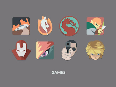 Retrorika Icon Pack v4.8 Apk