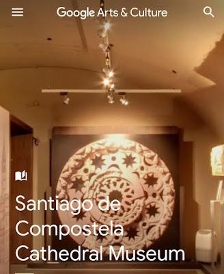 Santiago cathedral museum virtual tour