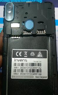 Invens V4 Firmware Flash File MT6580 6.0 Dead Fix Lcd Fix 3rd Version