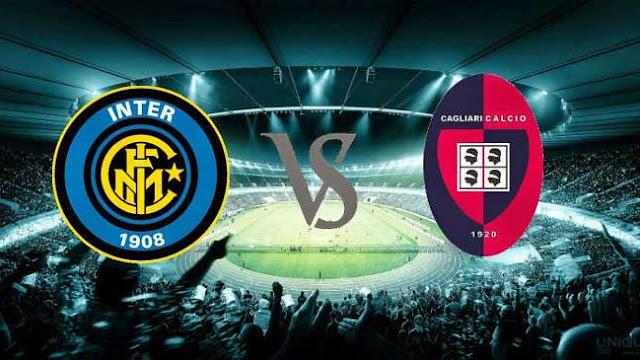 مباراة كالياري وانتر ميلان بث مباشر الدوري الإيطالي