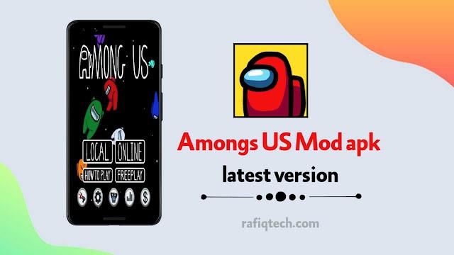 تحميل لعبة Among Us Mod apk مجانا اخر إصدار