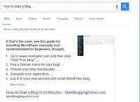 Search Intent-Menentukan Nilai Sebuah Keyword