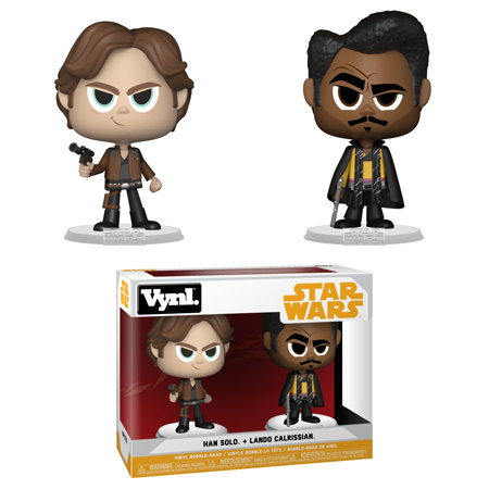 Solo: A Star Wars Story Vynl