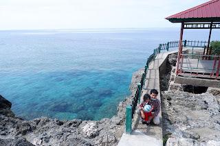 Tebing Pantai Dato