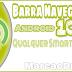 Barra Navegação Android 10  Qualquer Smartphone sem Root