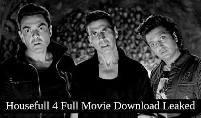 Housefull 4 Full Movie Download Leaked