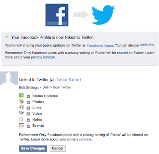 Link Facebook To Twitter | How Can I  Link Facebook To Twitter Right Now
