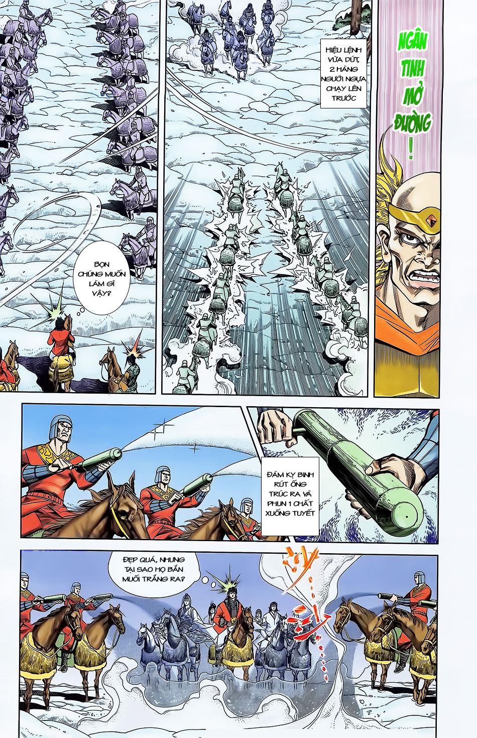 Tần Vương Doanh Chính chapter 4 trang 8
