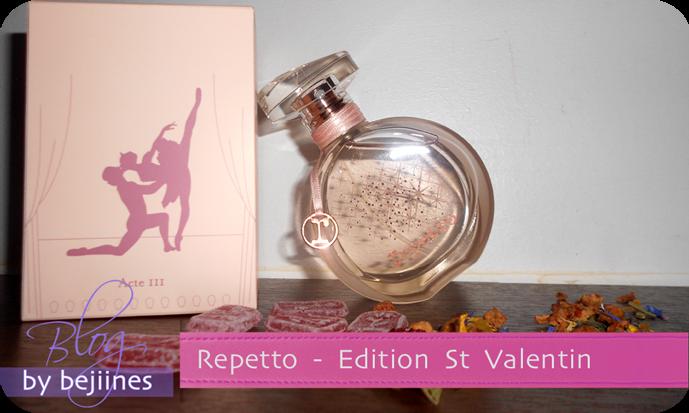 Parfum - Repetto Edition Saint Valentin