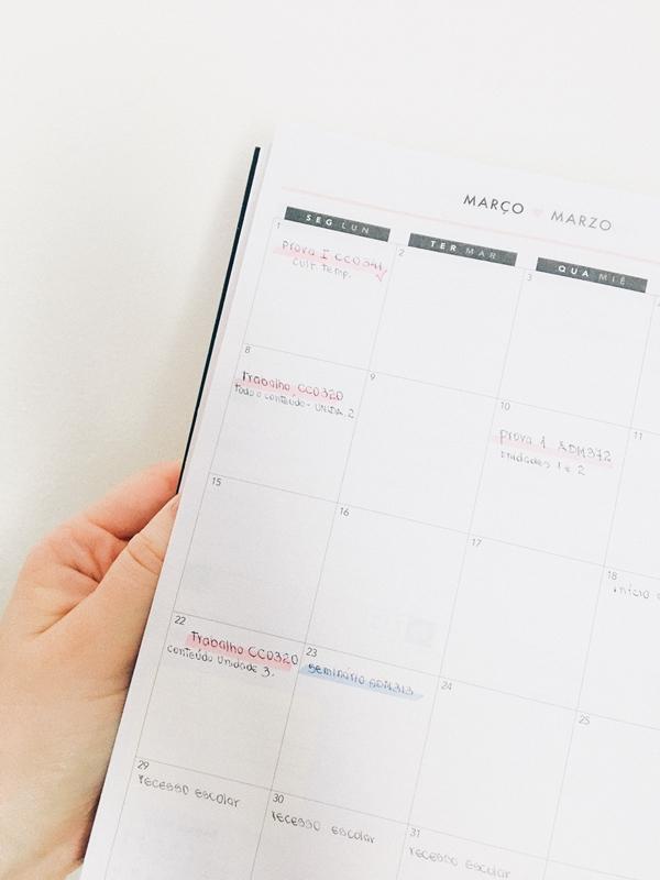 Canetas e marcadores - O Que Utilizar para Organizar a Rotina no Dia a Dia Sem Gastar Muito