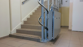 Platforma dla niepełnosprawnych
