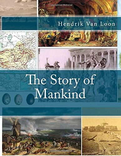 The Story of Mankind, by Hendrik Willem Van Loon, was the first-ever winner of the Newbery Medal, in 1922.