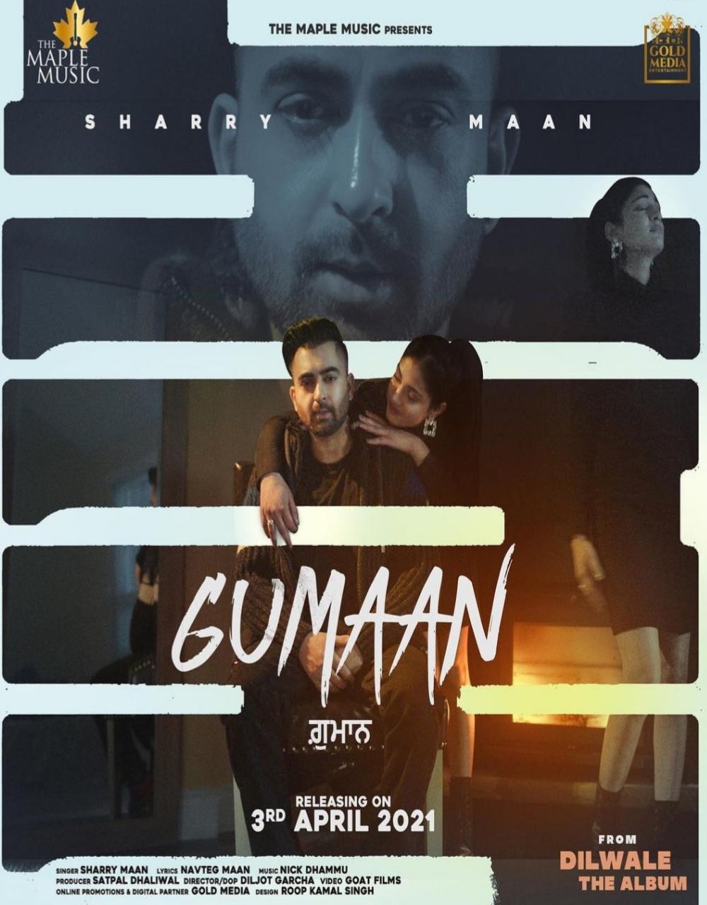 Gumaan Sharry Maan WhatsApp Status download