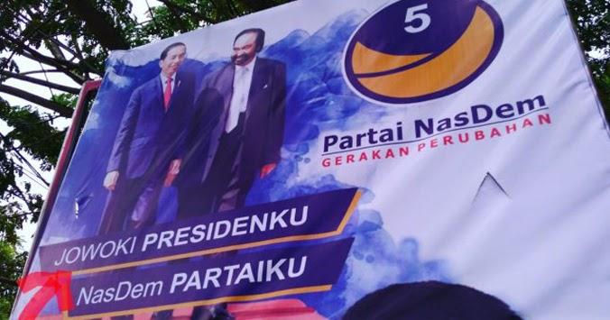 877 463 5346 >> Serangan Nasdem Buat Jokowi Bikin Kisruh Jelang Pilkada